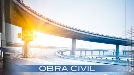 Trauxia Obra civil