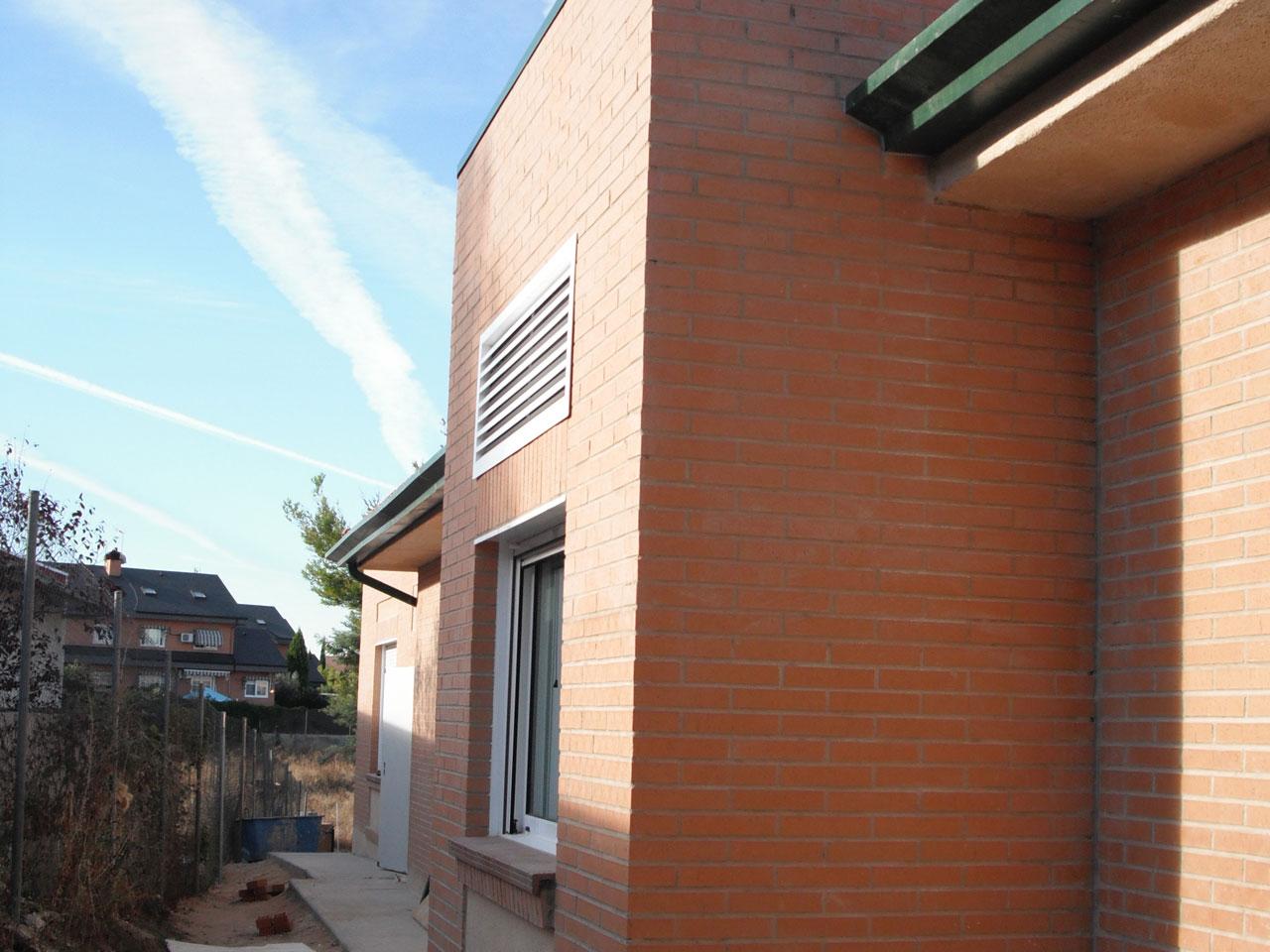 Obras de ampliación de Casa de Niños Municipal de Serranillos del Valle (Madrid)