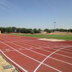 Obras de mejora y ampliación de pistas deportivas