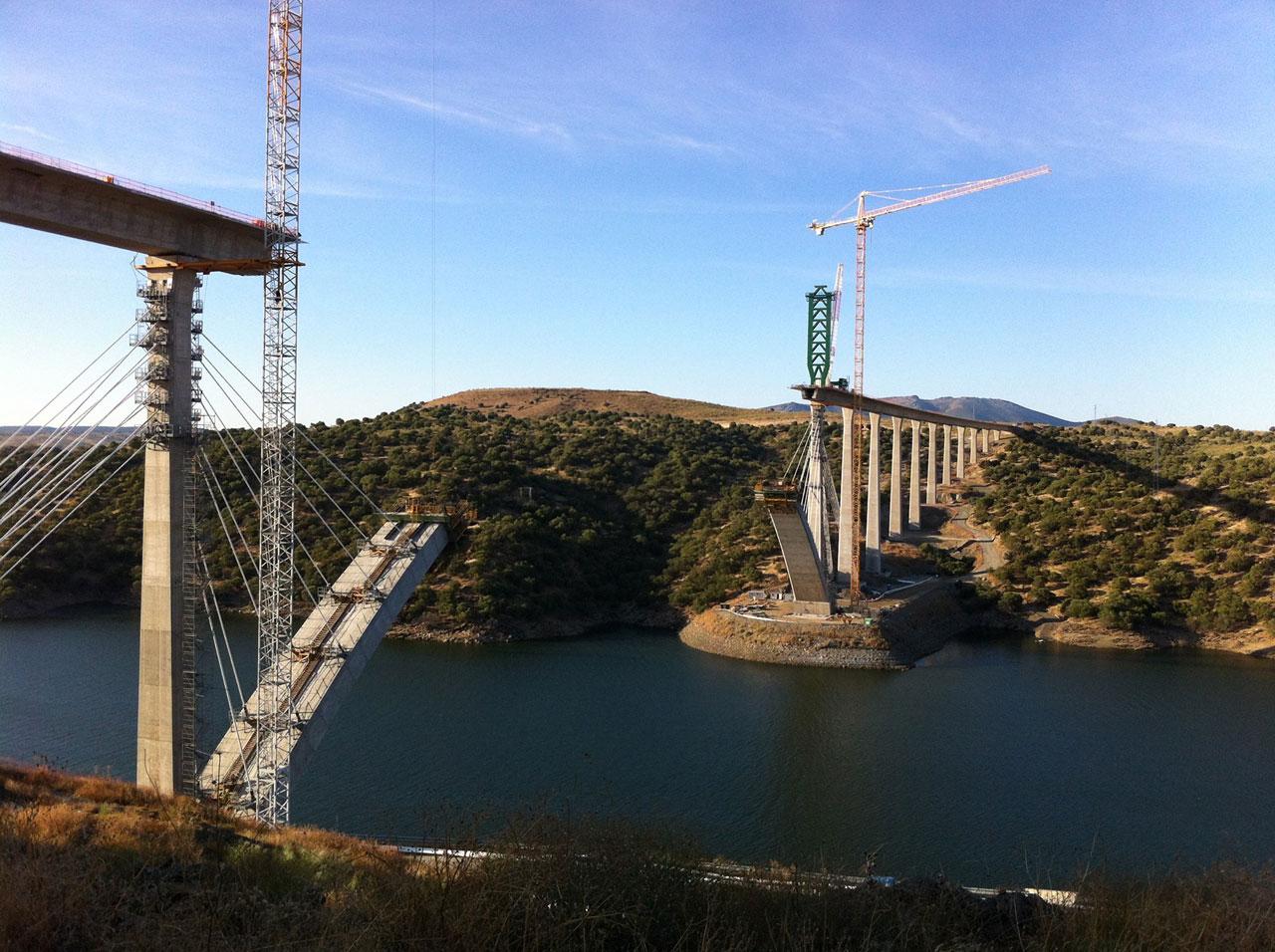 Línea de Alta Velocidad Madrid – Extremadura. Tramo: Cañaveral – Embalse de Alcántara