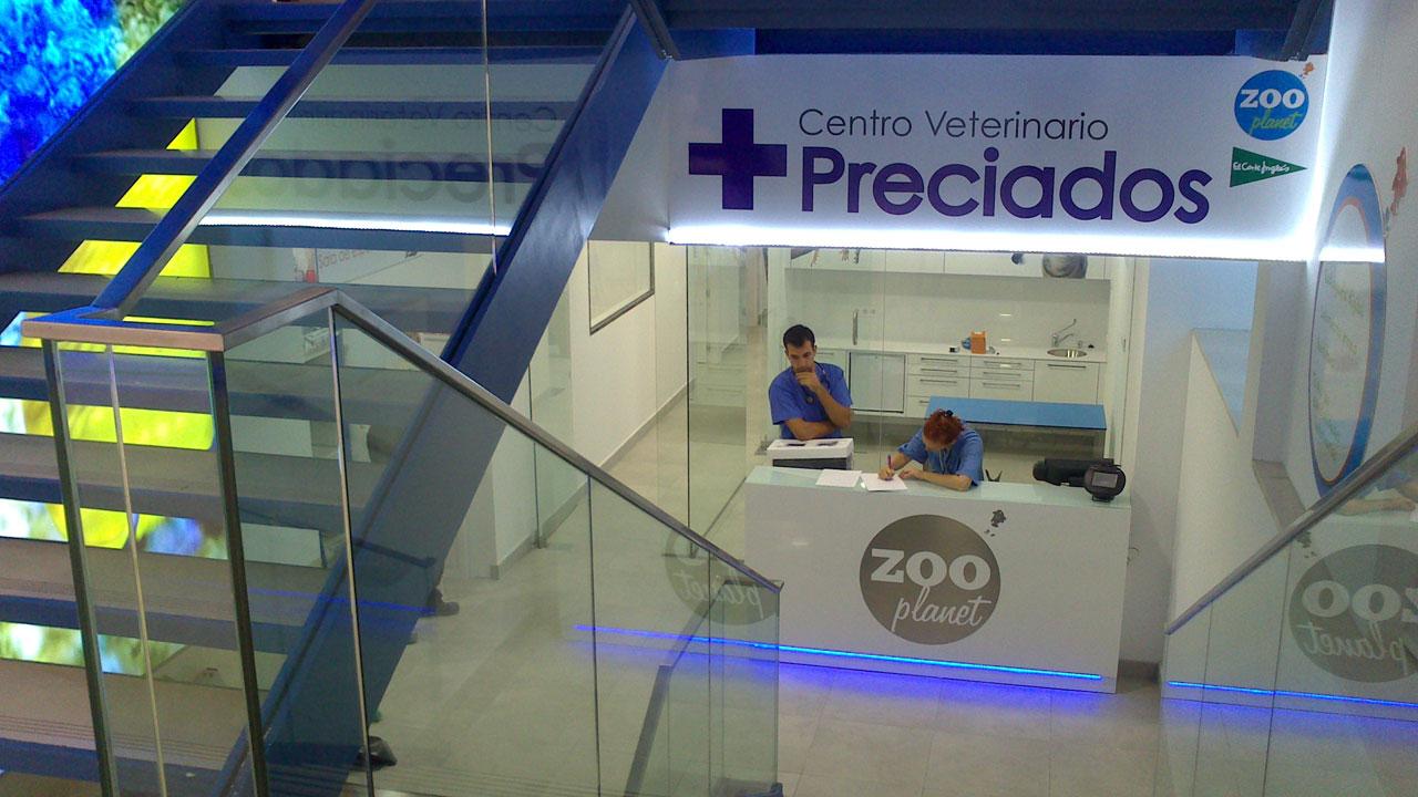 Proyecto de obra y actividad de Centro Veterinario Preciados