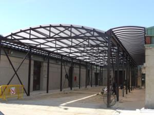 Obra de ampliación, adecuación y mejora en los talleres del Centro de Formación 1º de Mayo Leganes