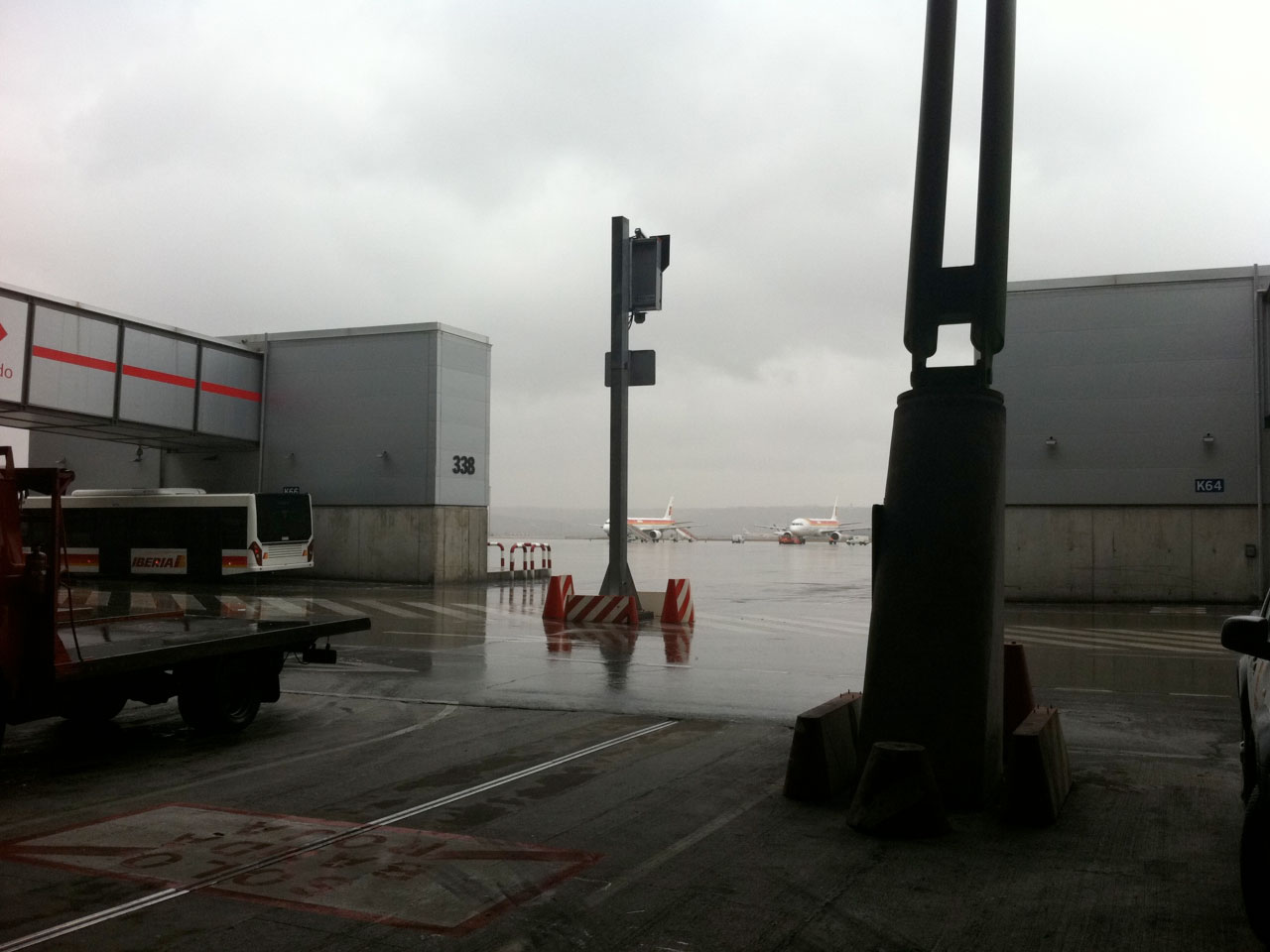 Servicios de mantenimiento integrral del Aeropuerto de Madrid Barajas