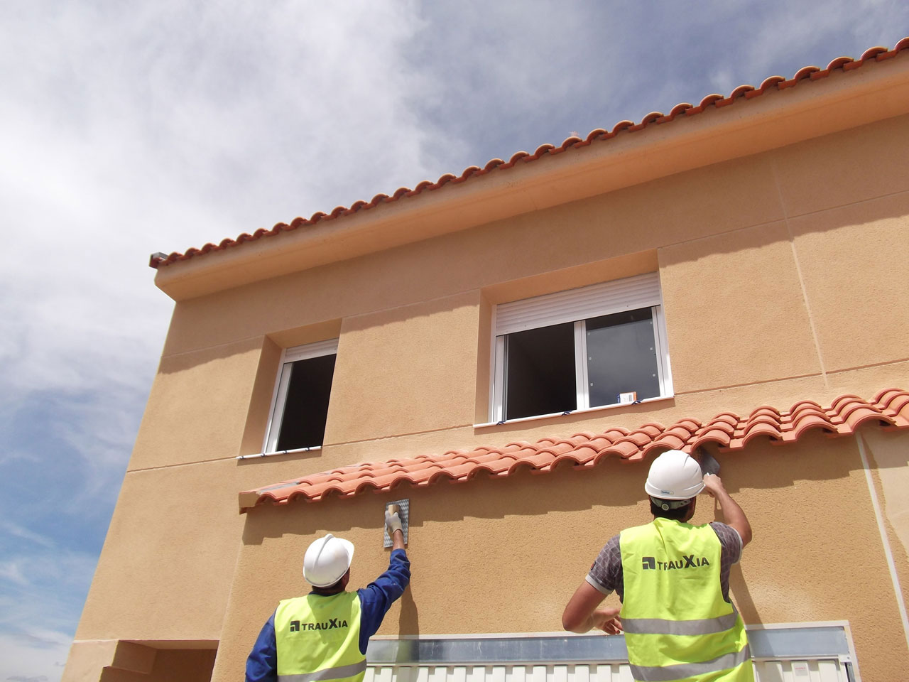 Seis viviendas unifamiliares en Astudillo (Palencia)