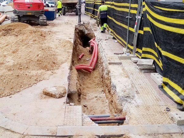 Renovación de la Red de Saneamiento en Alcalá de Henares
